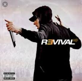 2 Eminem Tickets revival tour London 14th of July both tickets sitting