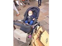iCandy Apple 2 Pear pushchair plus extras