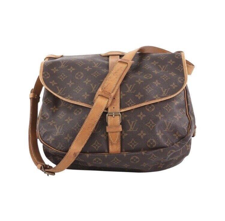 Genuine Louis Vuitton saddle bag  5c4775c9e2223