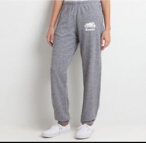Roots Salt n Pepper Sweatpants - Small
