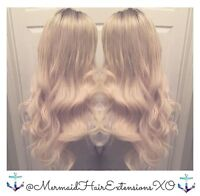 ⚓️MERMAiD HAiR EXTENSiONS⚓️*VOTED TOP 15!* $50 OFF!