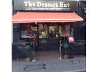 Coffee, Dessert & Salad Shop For Sale