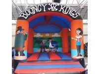 Pirate 15x13 bouncy castle