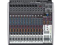 Behringer Xenyx 2442USB Analogue Mixer/USB Audio interface