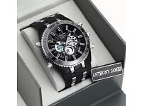 Anthony James men's watch