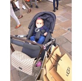 ICandy pushchair plus new extras