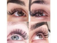 Semi permanent makeup, hair extensions & eyelashes