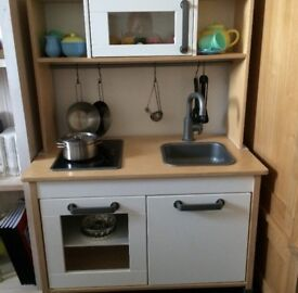 IKEA toddler kitchen in immaculate condition