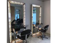 Chair for rent in busy Chapel Allerton hair salon