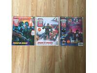 35 2000AD Judge Dredd Comics from the 90's BARGAIN! (1)