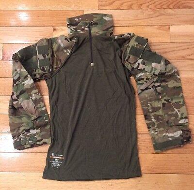 Crye Precision Rare G3 Multicam Combat Shirt - Brand New Size X-Small/Short