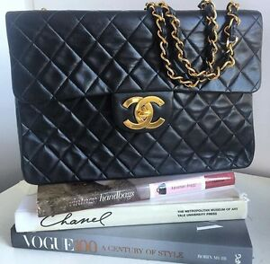 Chanel XL purse