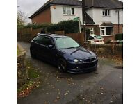 MG ZR RARE CAR LOW MILLAGE!! Bargain