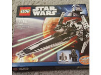 Lego Star Wars 7915 imperial v-wing starfighter
