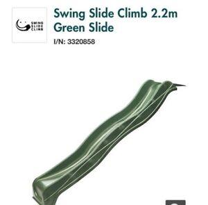 Kids slide slippery dip