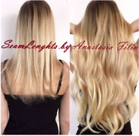 Tape-In  Hair Extension Services/Service Rallonge Bande Adhesive