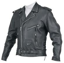 LEATHER MOTORCYLE JACKETS-**PREMIUM TOP GRAIN LEATHER** $199-$239 Worongary Gold Coast City Preview