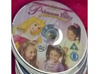 Disney Pricess Party DVD £1
