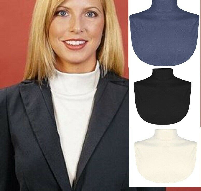 Mock Turtleneck Dickey Choose Color Warmth Style Under Sweatshirts or Sweaters Clothing, Shoes & Accessories