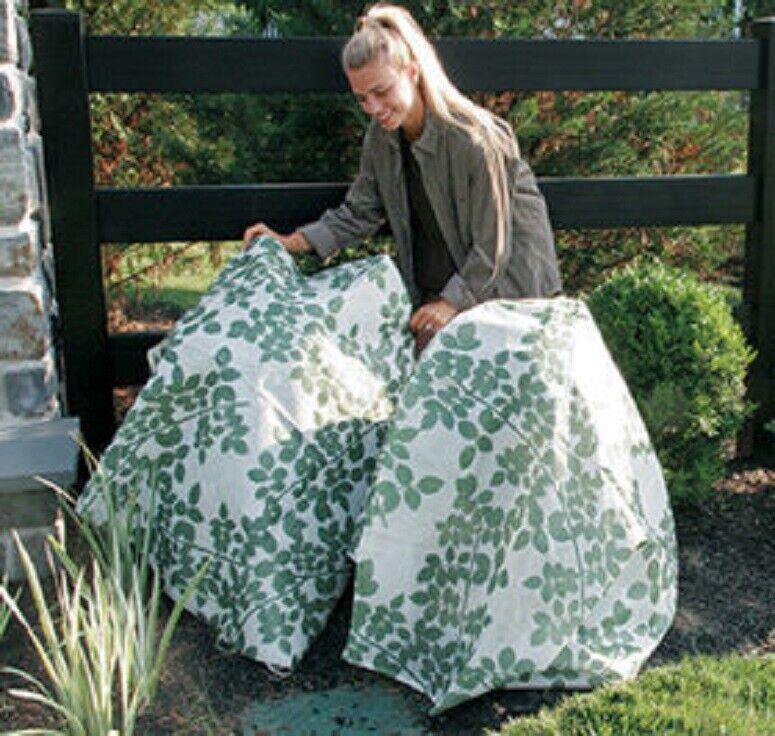 Warm Worth Frost Blanket Shrub Jacket Frost Protection Plant Cover Bag Fabric Frost Protection