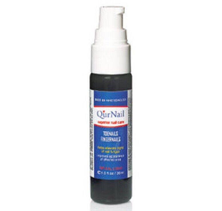 QurNail Toe And Nail Fungus Nail Care Anti-Inflammatory Liquid 1.0 Fl Oz Power Foot Creams & Treatments