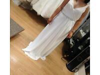 Wedding dress (beach/summer)