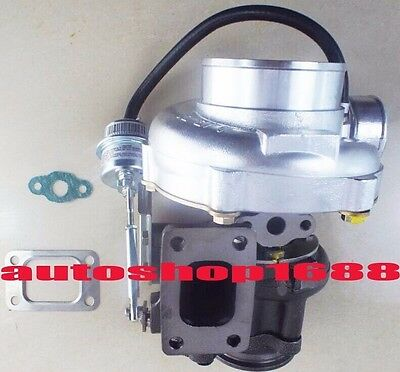 GT30 GT3076-1 T25 compressor A/R.70 A/R.86 water&oil 350-450HP turbocharger