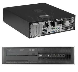 Desktop computer / HP  Dual Core Elite 8000 SFF