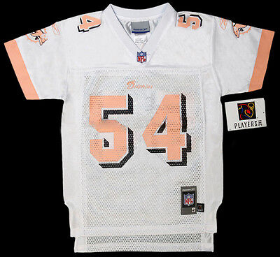 New! Z. Thomas - Authentic NFL Miami Dolphins Replica Jersey - Girls Youth ()