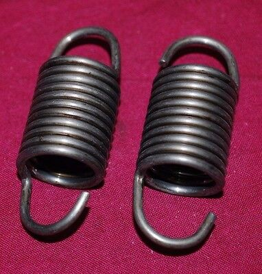 Pair American Bosch 33 Magneto Springs Gas Engine Motor Hit Miss