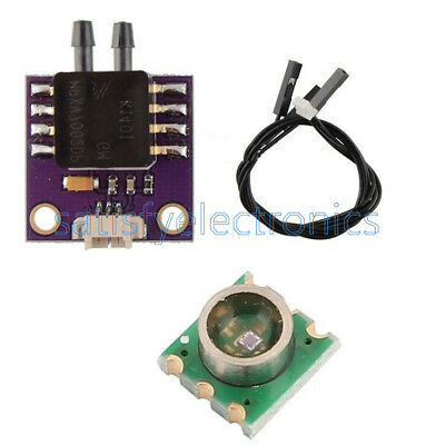 New Md-ps002 Mpxv7002dp Transducer Pressure Sensor Differential Breakout Board