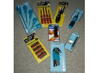 Hand tools (All Brand New)