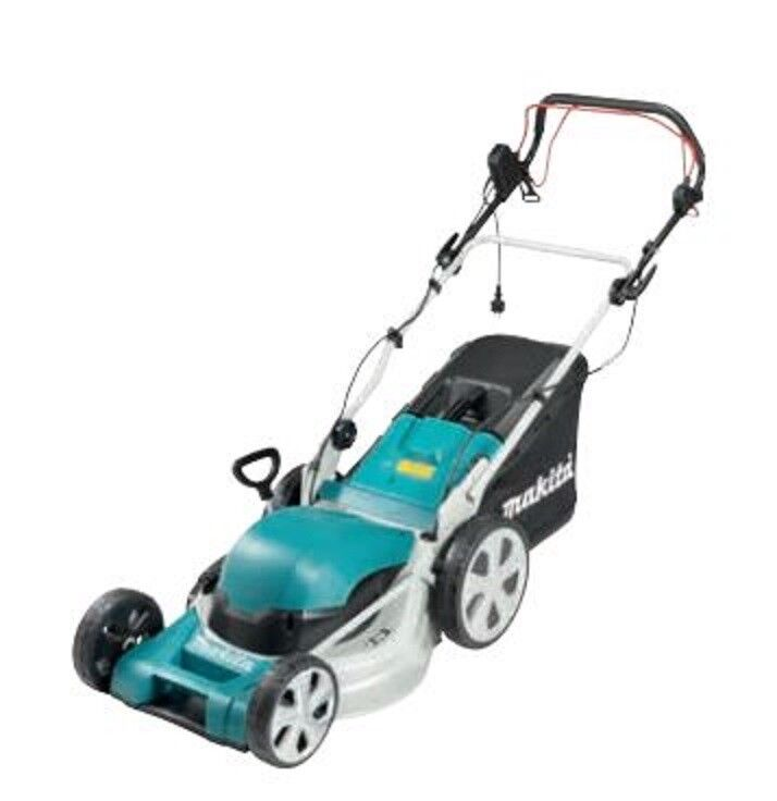 Makita ELM4621 Electric Lawnmower 18 1/8in 1 Speed Wheel Dri