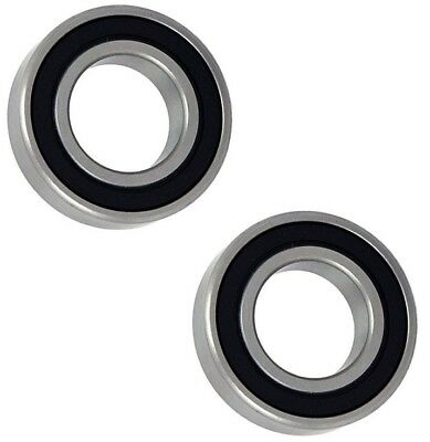 2 X 1635-2rs Sealed 34x 1 34x 12 1635rs Deep Groove Radial Ball Bearings