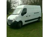 Man and van service Items picked up and delivered big clean van fully insured