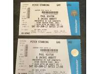Paul Heaton and Jacqui Abbott tickets