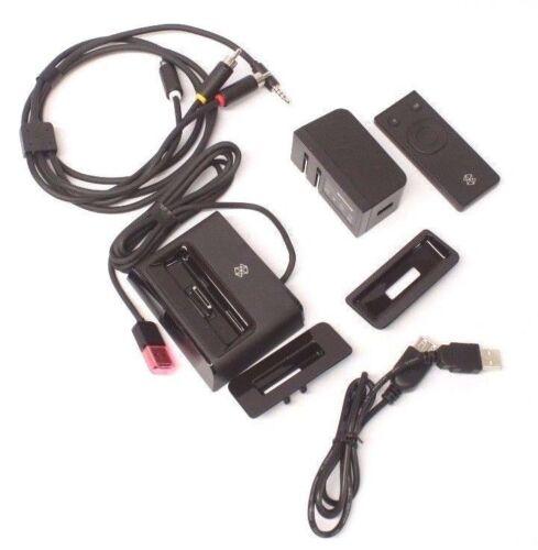 ZUNE HOME A/V PACKAGE or KIT v2 - DOCKING STATION - CHARGER - NOS  # ZX138405802
