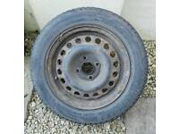 14 inch Vauxhall Corsa steel wheel wanted