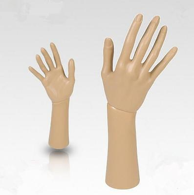 Mannequin Hand Display Jewelry Bracelet Ring Glove Stand Holder Naked New