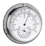 Thermometer scheepsthermometer chroom messing