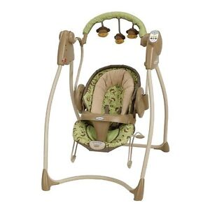 Graco 2 in 1 Swing and Bouncer