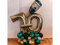 Balloon artist/ balloon bouquets
