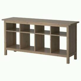 IKEA Hemnes Console Unit in Grey/Brown
