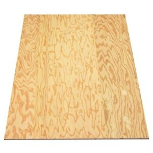 3/8 Roof plywood