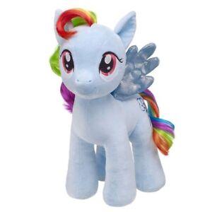 Trying to find a build a bear my little pony espessaly rainbow