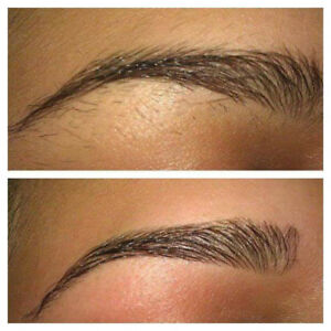 Eyebrows threading and wax for $ 5 Ancaster &;Hamilton