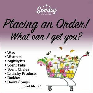 Scentsy Order on Sunday, May 1st! What Can I Get You?
