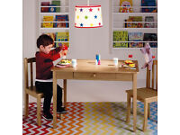GLTC Children's desk or Playtable, as New