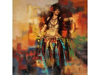 Ten Week Belly Dance Course