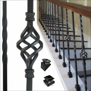 Wrought Iron Spindals,Balusters,Metal Spindles. $6.99